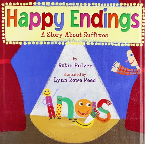 9781430114345: Happy Endings with CD: A Story about Suffixes