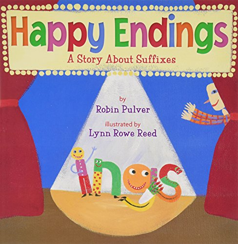 9781430114352: Happy Endings (4 Paperback/1 CD): A Story about Suffixes