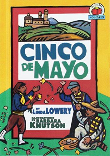 9781430114376: Cinco de Mayo, El [With CD (Audio)] (On My Own Holidays) (Spanish Edition)