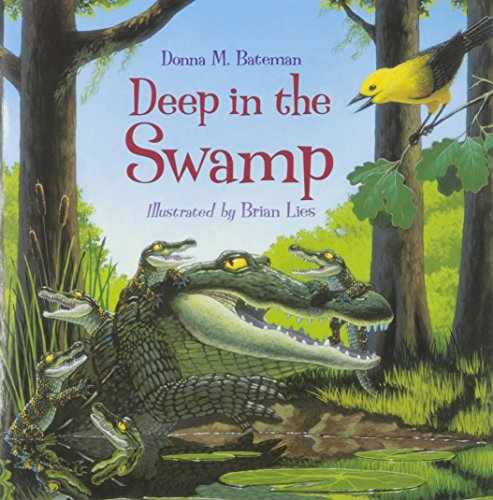 Deep in the Swamp with CD: Bateman, Donna M.