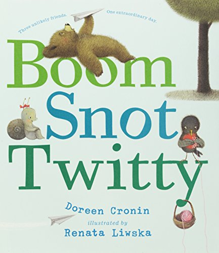 9781430118961: Boom Snot Twitty (1 Hardcover/1 CD)