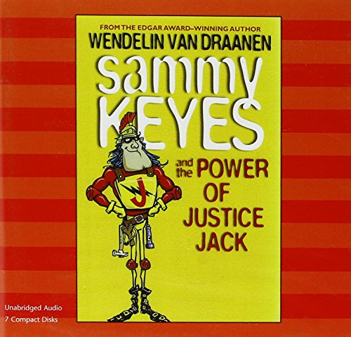 Sammy Keyes and the Power of Justice Jack (7 CD Set) (Compact Disc): Wendelin Vandraanen