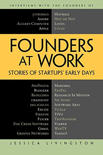9781430210788: Founders at Work: Stories of Startups' Early Days