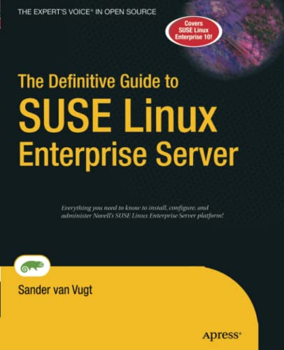9781430211679: The Definitive Guide to SUSE Linux Enterprise Server