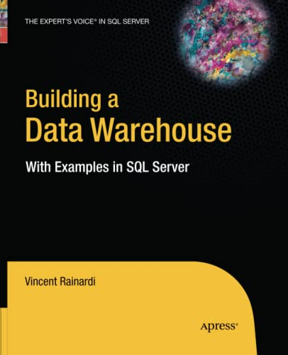 9781430211969: Building a Data Warehouse: With Examples in SQL Server