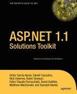 9781430212157: ASP.NET 1.1 Solutions Toolkit