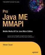 9781430213673: Pro Java Me Mmapi