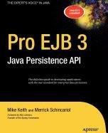 9781430213734: Pro EJB 3: Java Persistence API
