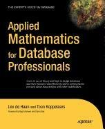9781430214151: Applied Mathematics for Database Professionals