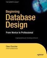 9781430214236: Beginning Database Design