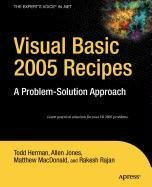 9781430214793: Visual Basic 2005 Recipes: A Problem-Solution Approach