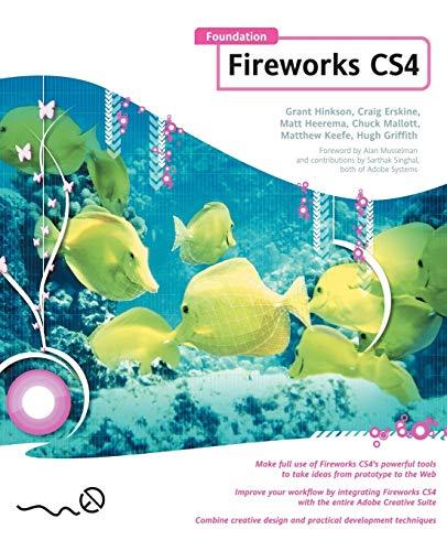 9781430216186: Foundation Fireworks CS4 (Foundations)