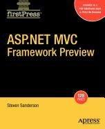 9781430216612: ASP.NET MVC Framework Preview