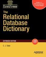 9781430217350: The Relational Database Dictionary, Extended Edition