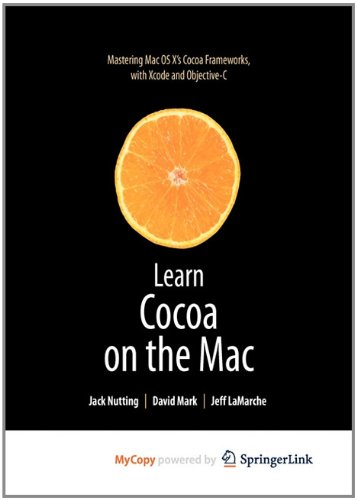 9781430217497: Learn Cocoa on the Mac