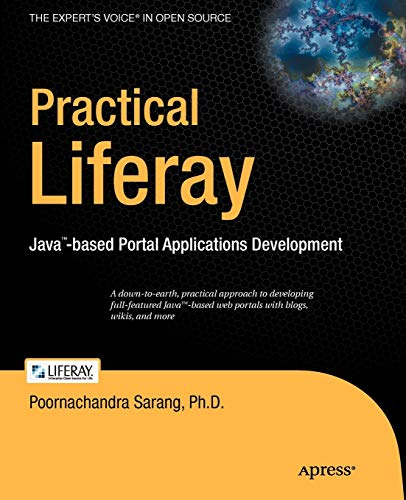 9781430218470: Practical Liferay: Java-based Portal Applications Development (Pro)