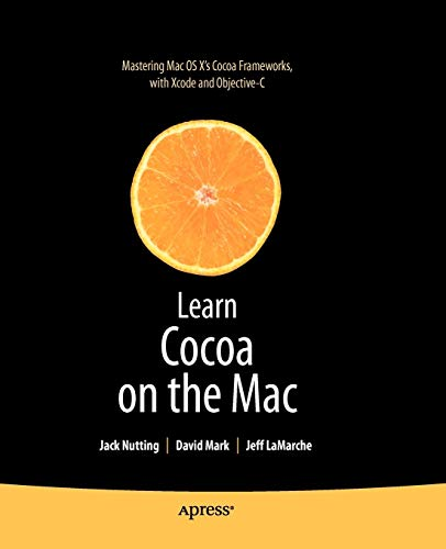 9781430218593: Learn Cocoa on the Mac (Books for Professionals by Professionals)