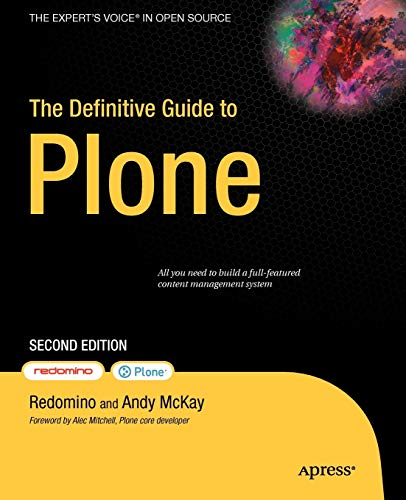 9781430218937: The Definitive Guide to Plone