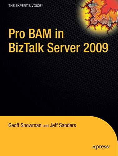 9781430219149: Pro BAM in BizTalk Server 2009