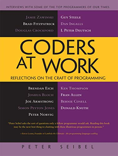 9781430219484: Coders at Work: Reflections on the Craft of Programming