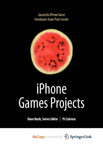 9781430222415: iPhone Games Projects