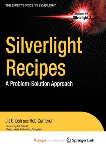 9781430222842: Silverlight Recipes: A Problem-Solution Approach
