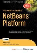 9781430222934: The Definitive Guide to NetBeans Platform