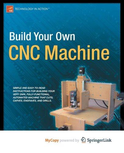 9781430223139: Build Your Own CNC Machine