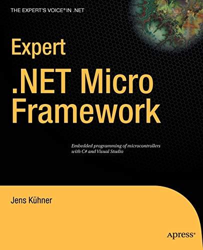 9781430223870: Expert .NET Micro Framework (Expert's Voice in .NET)