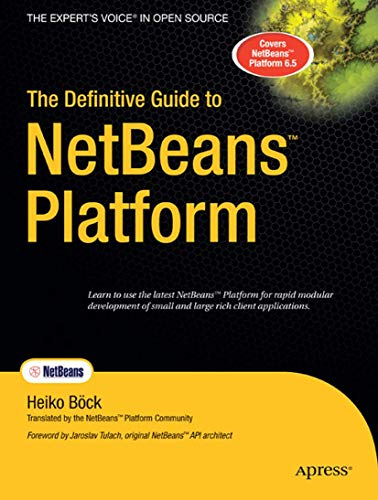 9781430224174: The Definitive Guide to NetBeans Platform