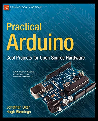 9781430224778: Practical Arduino: Cool Projects for Open Source Hardware (Technology in Action)