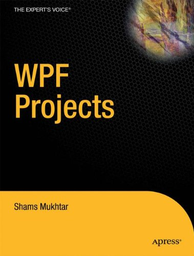 9781430226505: Wpf Projects