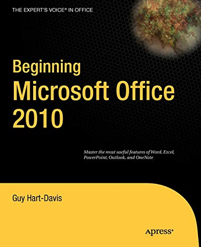 9781430229490: Beginning Microsoft Office 2010