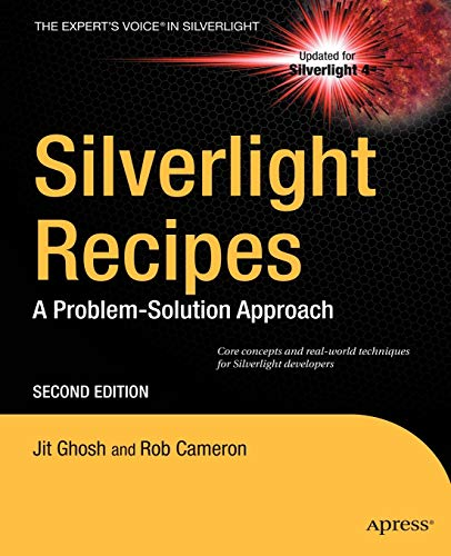 9781430230335: Silverlight Recipes: A Problem-Solution Approach (Expert's Voice in Silverlight)