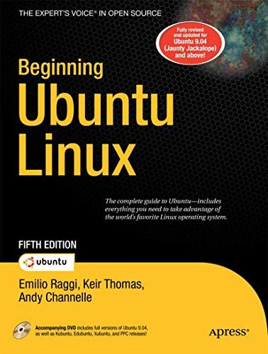 9781430230397: Beginning Ubuntu Linux