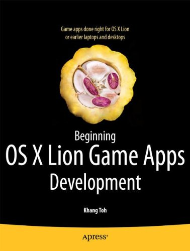 9781430231653: Beginning OS X Lion Game Apps Development