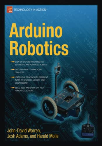 Arduino Robotics (Technology in Action) (Paperback)