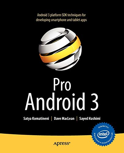 9781430232223: Pro Android 3