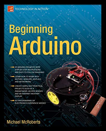 9781430232407: Beginning Arduino: Black & White Edition