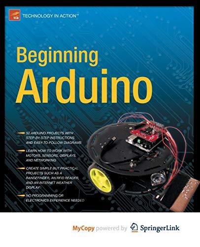 9781430232421: Beginning Arduino
