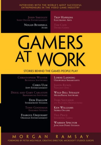 9781430233510: Gamers at Work: Stories Behind the Games People Play