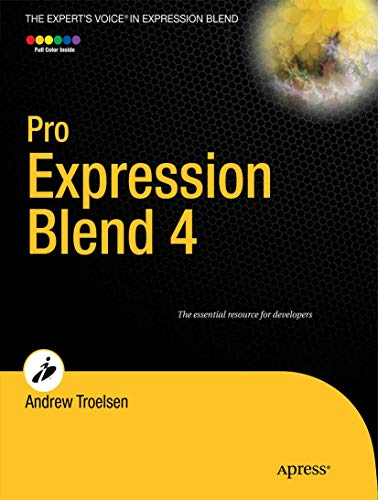 9781430233770: Pro Expression Blend 4 (Expert's Voice in Expression Blend)