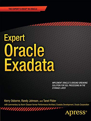 9781430233930: Expert Oracle Exadata