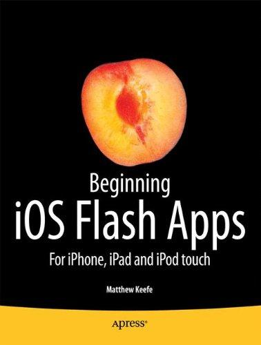 9781430234586: Beginning Ios Flash Apps