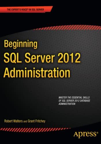 9781430239819: Beginning SQL Server 2012 Administration