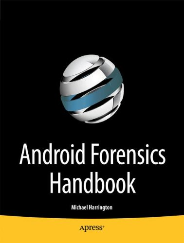 9781430240174: Android Forensics Handbook