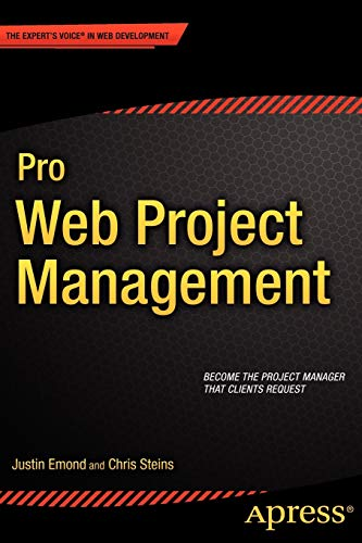 9781430240839: Pro Web Project Management