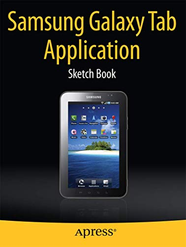 Samsung Galaxy Tab Application Sketch Book: Kaplan, Dean