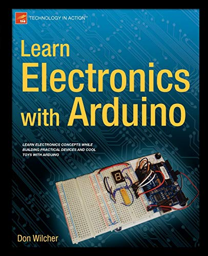 9781430242666: Learn Electronics with Arduino (Technology in Action)