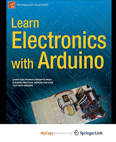 9781430242680: Learn Electronics with Arduino